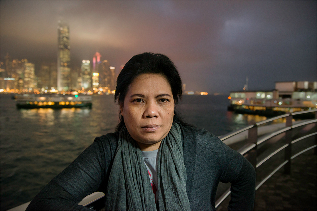 Shiella Estrada: Organizing against the abuse in Hong Kong