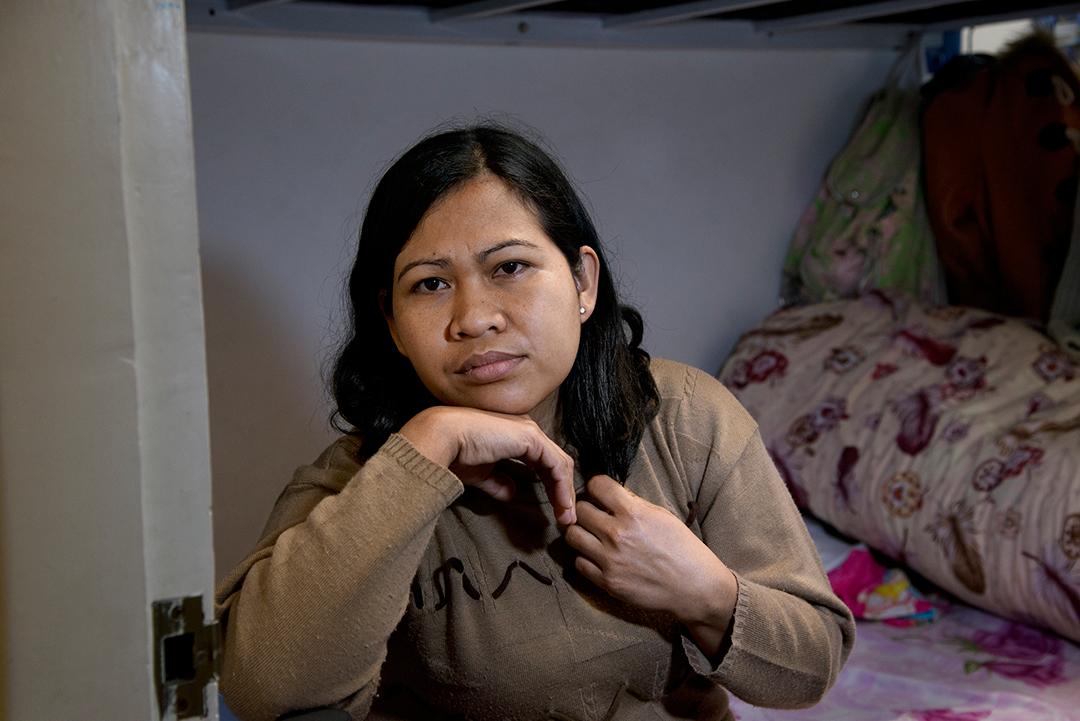 Suwarni  BT Sumadi Satun: Abused in Hong Kong