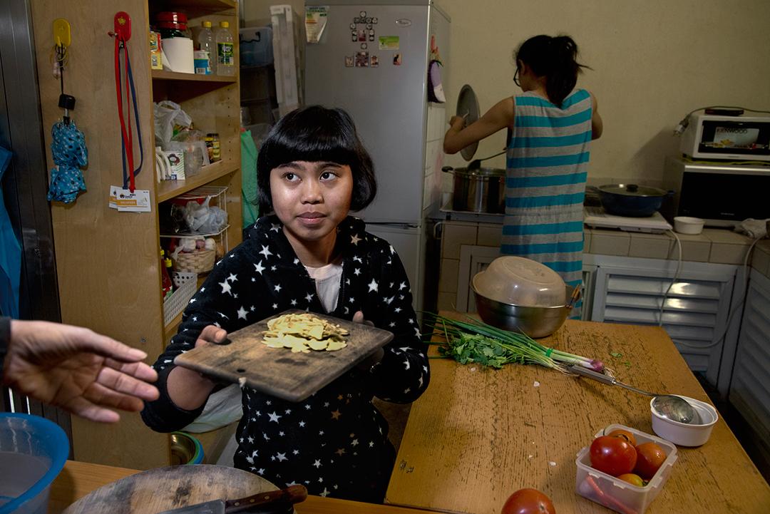 Wati: Abused in Hong Kong